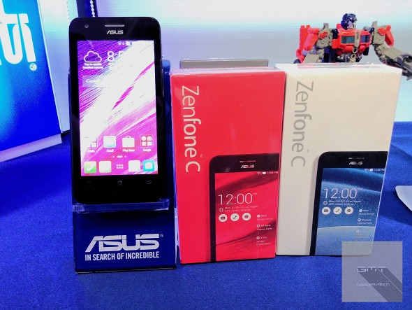 Asus Zenfone C – perfect upgrade of Asus Zenfone 4 with astonishing price!