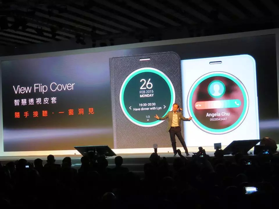 Asus Zenfone 2 Official Launch All Prices and Specs from the Launch Event in Taiwan 10