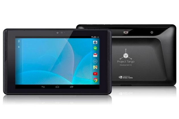 Google-Project-Tango-Tablet
