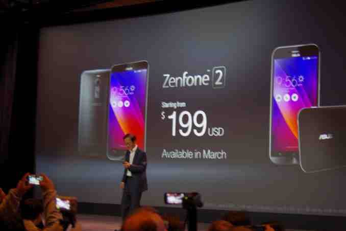 Asus Zenfone 2 is the best phone under 200 1