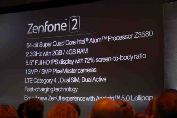 Asus Zenfone 2 is the best phone under 200 7