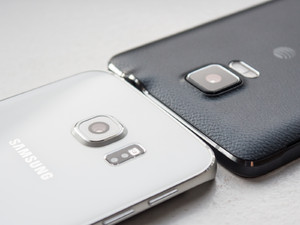 Samsung Galaxy S6 Edge vs Galaxy Note 4