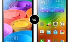 Harga LenovoA7000 vs Huawei Honor 4X Review: Pertarungan antara Smartphone dengan harga terjangkau