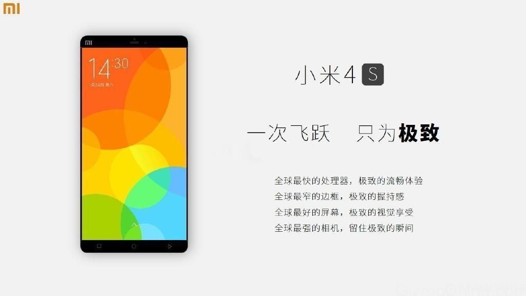Xiaomi Spesifikasi