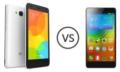 Xiaomi Redmi 2 vs Lenovo A7000: Ponsel dengan harga yang terjangkau