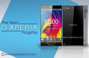 Berita info bocoran tentang Sony Xperia Z5 : desain eksklusif, RAM 4GB, dan baterai 4500 mAh.