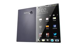 Nokia Swan: Smartphone + Tablet Dua Layar & Kamera 42 MP