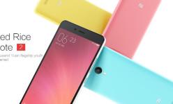 Xiaomi Redmi Note 2 dan Segala Gambar Resminya