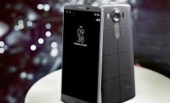 LG V10 Diluncurkan: 5,7 Inci 2K, RAM 4 GB, 2 Kamera Selfie Dan 2 Layar!