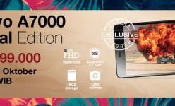 Jual Lenovo A7000 Special Edition di Indonesia: RAM 2GB, 13MP, 3K mAH untuk RP 2,4 Jt