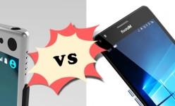 Nokia C1 Vs Lumia 950 XL: Dua Smartphone Yang Paling Dinantikan