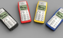 Nokia 1100 Adalah Ponsel Terlaris di Dunia