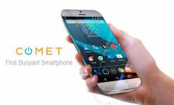 Smartphone Comet (RAM 4 GB + 2 Kamera 16 MP) Yang Dapat Mengapung