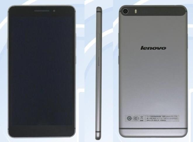 Lenovo new smartphone