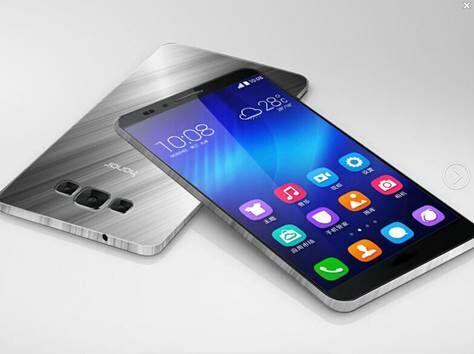 Huawei new smartphone