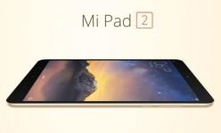 """Xiaomi Mi Pad 2: Layar 7,9"""" 2K + Baterai 6190 mAh Dengan AnTuTu Lebih dari 85000"""