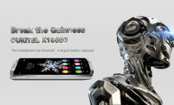 Oukitel K10000: Smartphone Pertama dengan Baterai 10000 mAh
