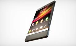 Sony Xperia Z LuX: Layar 4K & Desain Menawan