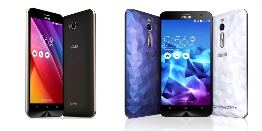 Asus Zenfone Max vs Zenfone Deluxe vs Zenfone Laser