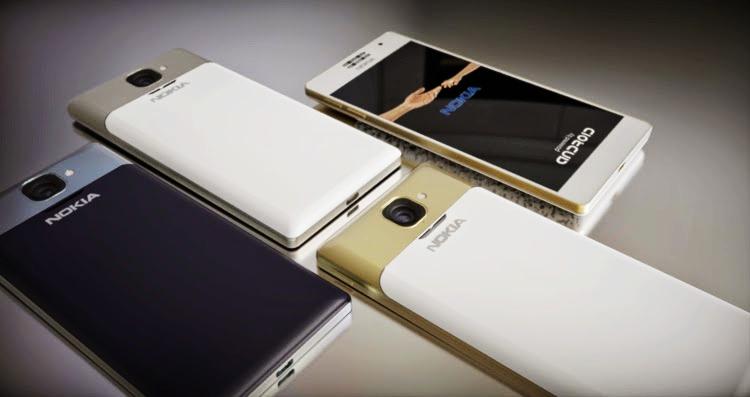 Nokia come back