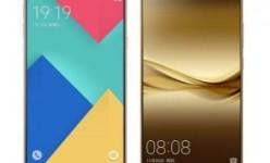 """Huawei Mate 8 vs Samsung Galaxy A9: Layar 6"""" Full HD, Baterai 4000 mAh & Kamera Depan 8 MP, Tapi …."""