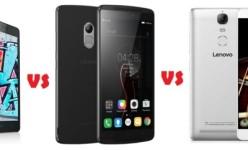 Lenovo K3 Note vs K4 Note vs K5 Note: Perkembangan Smartphone Murah Lenovo