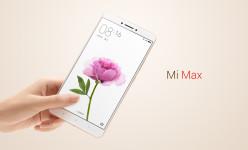 Phablet Xiaomi Mi Max Resmi Meluncur: Layar 6,44 Inci + Baterai 4850 mAh