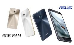 Smartphone Asus TOP pada Juni 2016 Dengan Spesifikasi Mutakhir