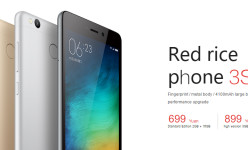 Xiaomi Redmi 3s RESMI Meluncur: ROM 32 GB & Baterai 4100 mAh