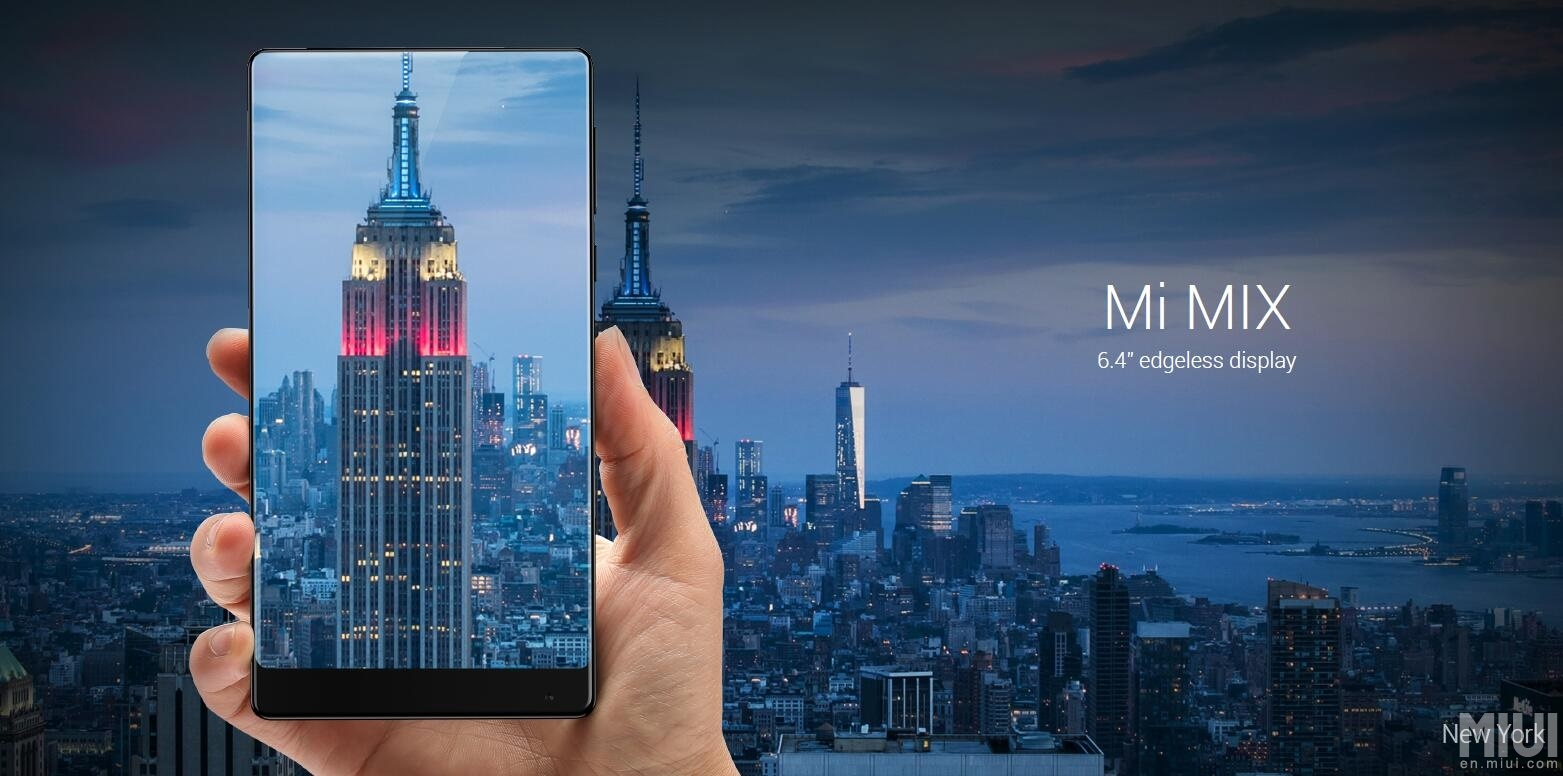 Xiaomi Mi MIX 1