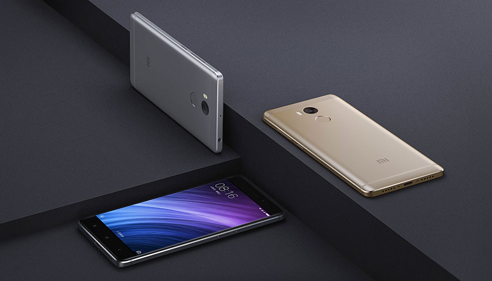 Xiaomi Redmi 4 vs Xiaomi Redmi Note 4