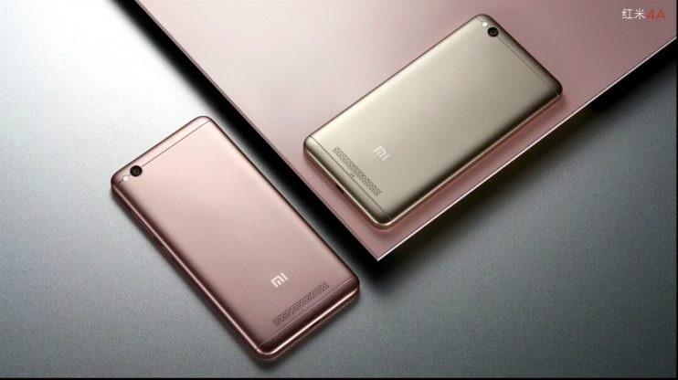 Xiaomi Redmi 4 dan Redmi 4A