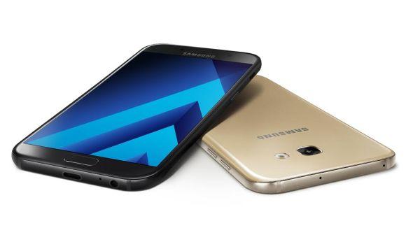 Samsung Galaxy A 2017 2
