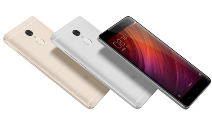 Xiaomi Redmi Note 4 4