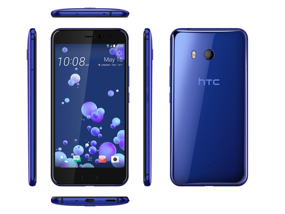 Ulasan HTC U11