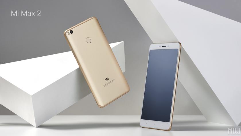 Xiaomi Mi Max 2 Layar Besar Baterai Jumbo