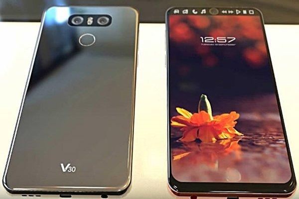 Kabar Terbaru LG V30