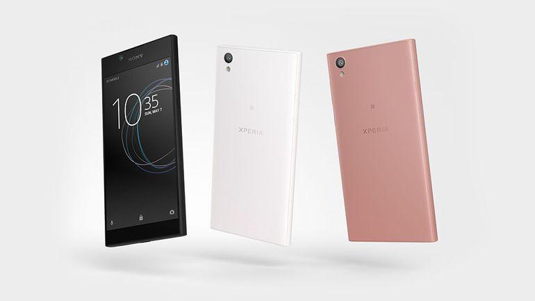 Ulasan Sony Xperia L1