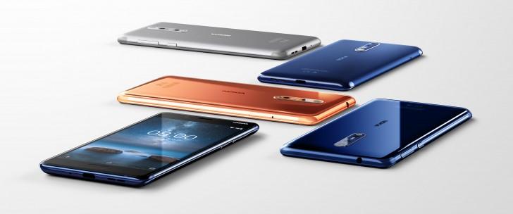 Asus Zenfone 4 Pro vs Nokia 8