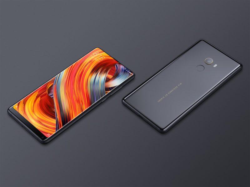 Xiaomi Mi Mix 2 vs Samsung Galaxy Note 8