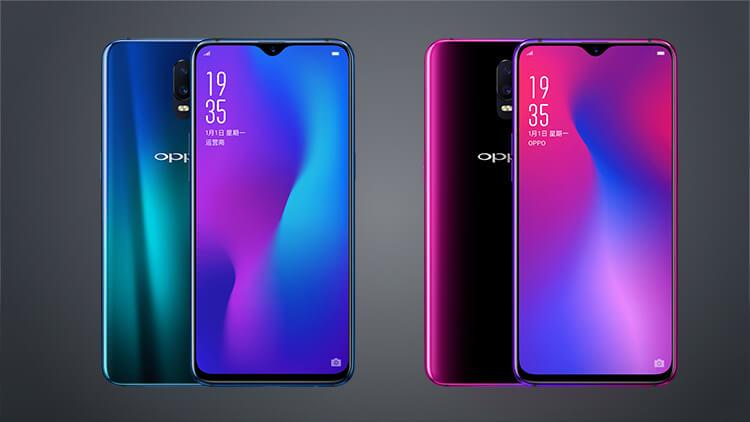 Oppo R17 dan Oppo R17 Pro