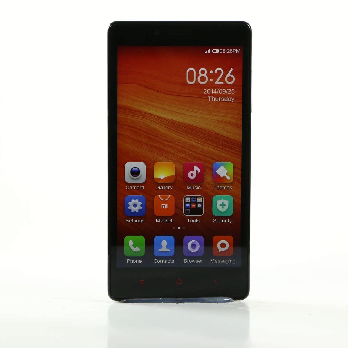 Redmi Note 4G Degree View